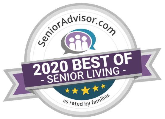 2020 best of senior living